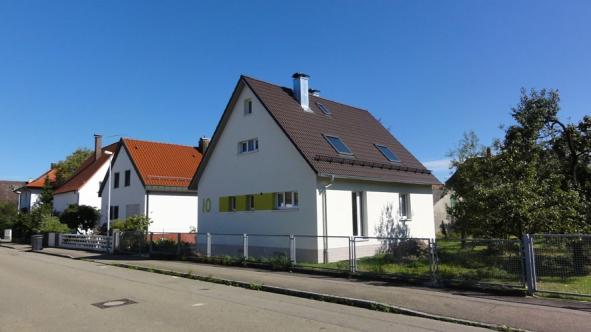 Einfamilienhaus E