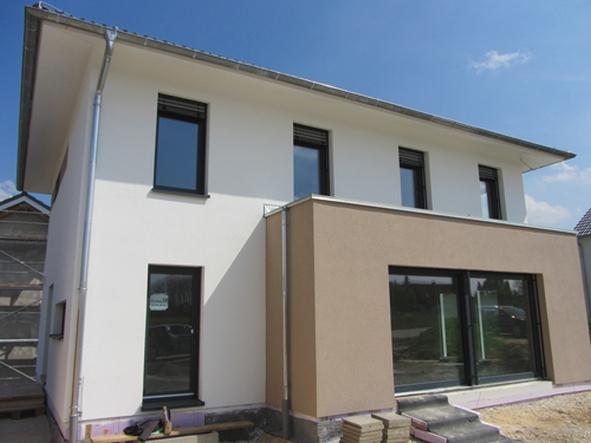 Einfamilienhaus M – KfW 55