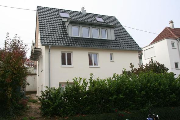 Einfamilienhaus R in Esslingen