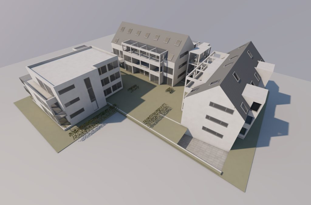 Bauherrenprojekt in Langenau