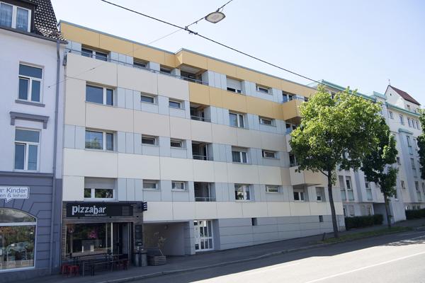 Mehrfamilienhaus in Stuttgart